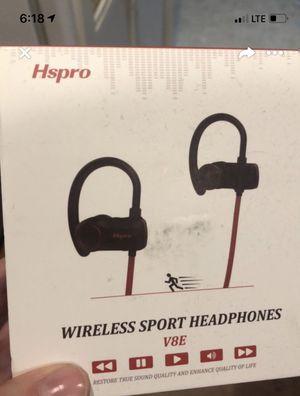 Brand new sport wireless headphones for Sale in Saginaw, TX