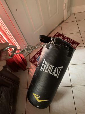 Punching Bag 100 lbs. for Sale in Tamarac, FL