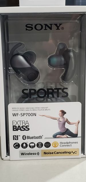 BRAND NEW Sony WF-SP700N HEADSET for Sale in McDonald, PA