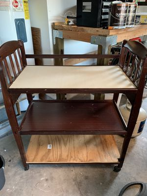 Baby changing table for Sale in Winter Haven, FL