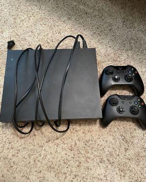 Xbox One X 1TB for Sale in Lutz, FL