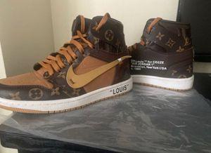 Nike Jordan 1 custom Taking Offers for Sale in Boston, MA