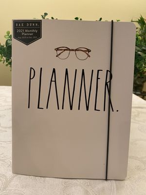 Rae Dunn Aug 2020 - Dec 2021 Planner for Sale in Downey, CA