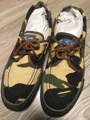 Bape top siders shoes for Sale in West Covina, CA