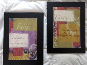 Dream & Faith Pictures for Sale in Puyallup, WA