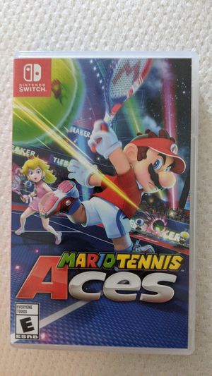 Mario Tennis Aces (PENDING) for Sale in Vancouver, WA