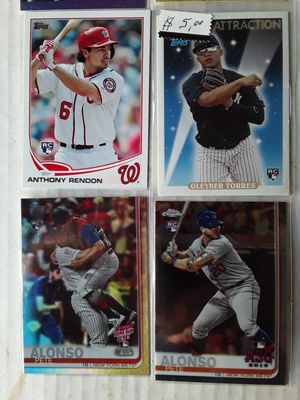 Assorted baseball Rookies. for Sale in Philadelphia, PA