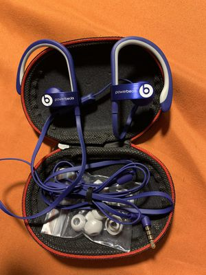 BRAND NEW OUT OF BOX POWER BEATS HEADPHONES for Sale in Phoenix, AZ