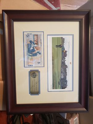 Used, Jack Nicklaus Limited Edition mint 5 pound note for Sale for sale  Bridgewater, NJ