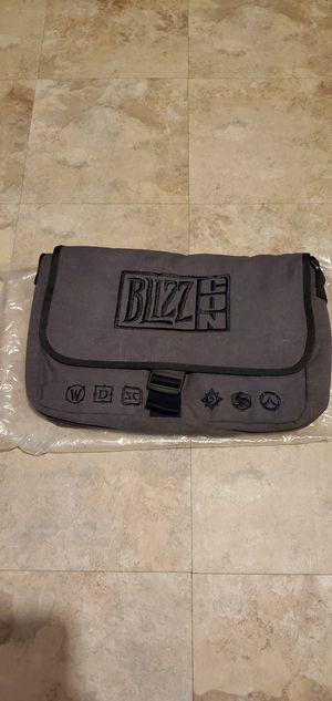 Blizzcon messenger bag (new) for Sale in Fresno, CA