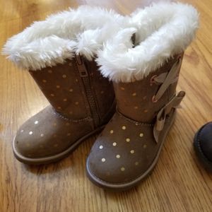 Toddler girl boots, brand new for Sale in McDonald, PA