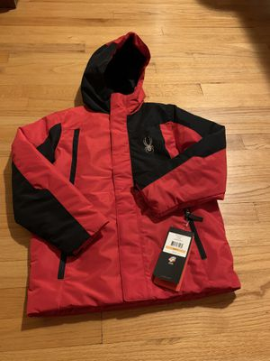 Boys winter jacket-SPYDER (size 8)!!!!! for Sale in Oak Brook, IL