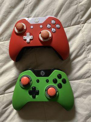 Scuff Xbox one Controller for Sale in Apopka, FL