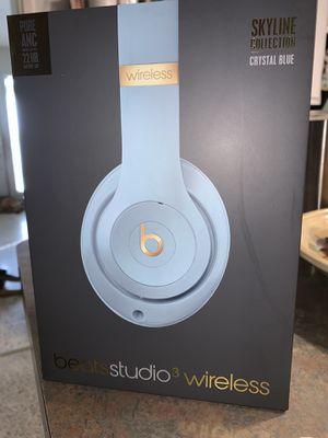 Beats Studio 3 Wireless for Sale in Sacramento, CA