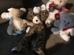 Stuffed animals for Sale in Harmony, PA