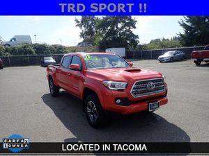 2017 Toyota Tacoma for Sale in Tacoma, WA