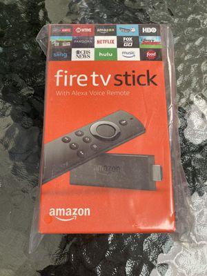 Amazon Fire tv stick. for Sale in Renton, WA