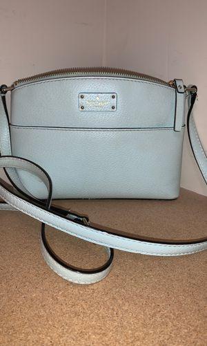 Kate spade powder blue purse for Sale in Atlanta, GA