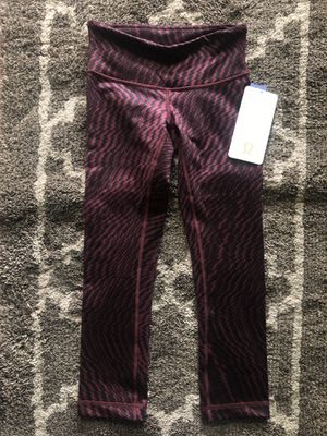 Lululemon Wunder Under Crop **Brand New** for Sale in San Jose, CA