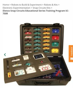 Kids Snap circuit kit for Sale in Raleigh, NC