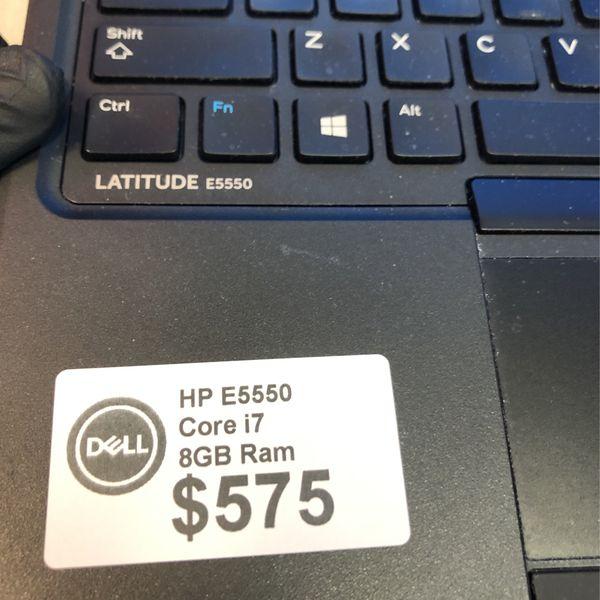 Dell Latitude 15 Inch! $575$ Core i7/ 8GB Ram