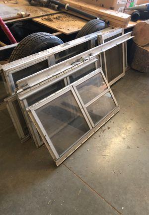 Camper trailer windows for Sale in Bellingham, WA
