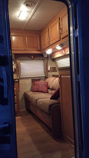 Camping trailer or even great for living for Sale in Everett, WA