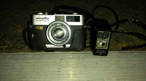 Minolta high-matic f for Sale in Cardington, OH