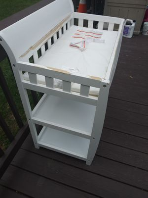 baby changing table for Sale in Baltimore, MD