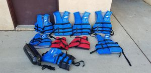 Life jackets for Sale in Lincoln Acres, CA