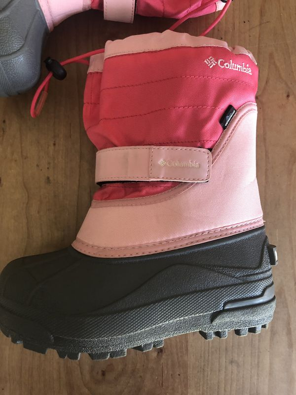 Columbia Kids Size 13 Snow Boots EXCELLENT CONDITION!!