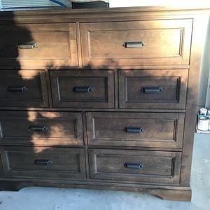 Big Wall Dresser for Sale in Visalia, CA