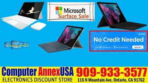 Holiday Surface Go/Pro, Book, Laptop Sale (Different Colors)(90 Day Financing) for Sale in Montclair, CA