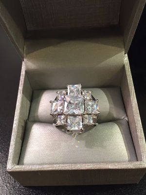 14K Gold plated Mesmerizing Radiant Cut Ring for Sale in Houston, TX