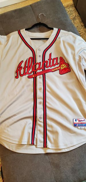 Jason Heyward Atlanta Braves jersey for Sale in Forest, VA