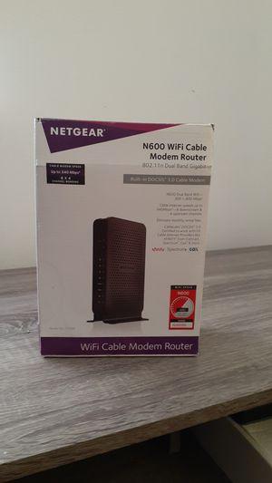 Netgear, Cable Modem Router, C3700 for Sale in Saint Michaels, AZ