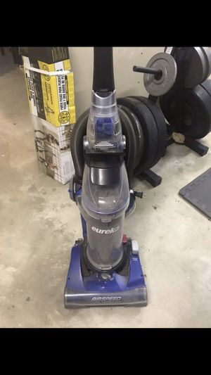 Eureka Airspeed vacuum cleaner - used for Sale in Fairfax Station, VA
