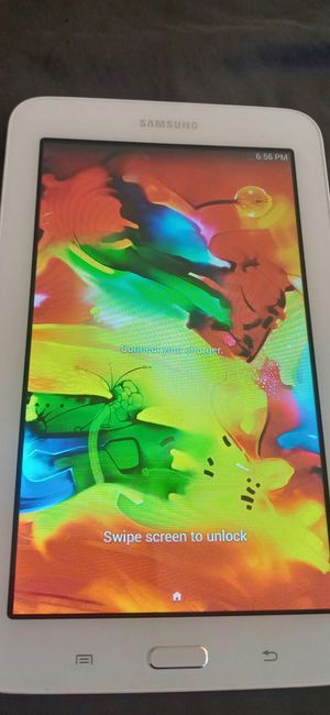 """LIKE NEW SAMSUNG GALAXY TAB 7"""" WI-FI ONLY 8gb working great for Sale in Los Angeles, CA"""