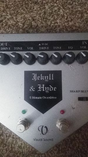 Jekyll & Hyde Ultimate Overdrive Visual Sound for Sale in Winchester, KY