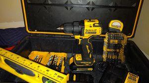 DeWalt drill and accessories plus tool box for Sale in Salt Lake City, UT