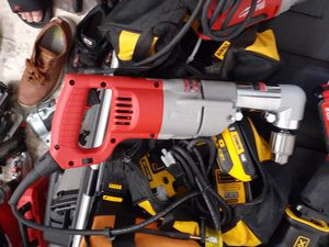 1/2 inch Milwaukee right angle drill for Sale in Palm Beach Gardens, FL
