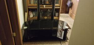 Black TV stand for Sale in Jefferson City, MO