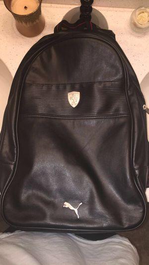 Puma Ferrari Ls backpack (black) for Sale in Winter Park, FL
