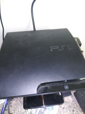 Ps3 2 controls and cords for Sale in Detroit, MI