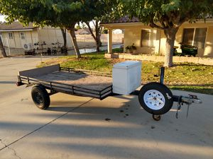Trailer 4x8 trades welcome for Sale in San Jacinto, CA