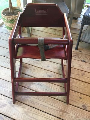 Toddler Booster Seat/High Chair for Sale in Columbia, SC