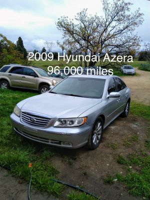HYundai azera 2009 96000 millaje for Sale in Fontana, CA
