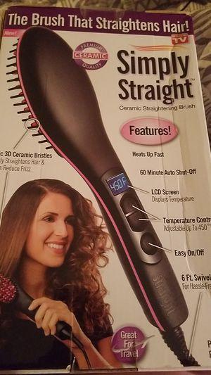 Simply straight brush for Sale in Alexandria, VA