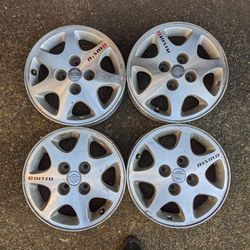 Oem Nissan 240sx Se Wheels for Sale in Portland,  OR