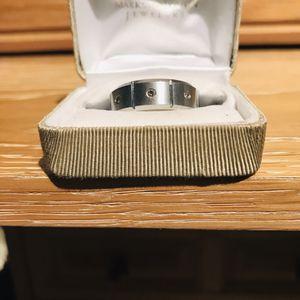 Tungsten men's wedding ring for Sale in Fairburn, GA